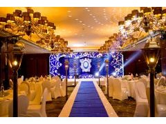 长沙幸福启航婚典策划中心_3680司仪+摄像+跟妆+T台+全套精美布置