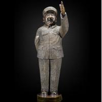 铜像艺术品360环物特效